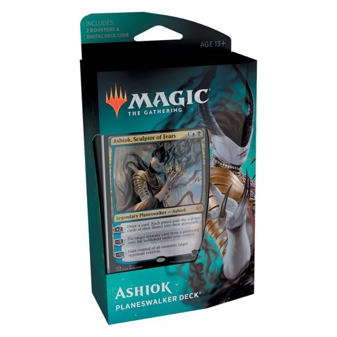 MTG THEROS BEYOND DEATH PLANESWALKER DECKS - ASHIOK
