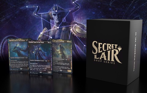 SECRET LAIR - THEROS STARGAZING VOL. III