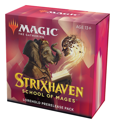 STRIXHAVEN PRERELEASE PACK: LOREHOLD