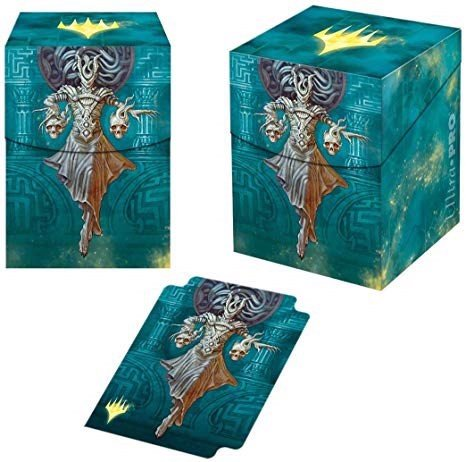 ULTRA PRO: MAGIC THE GATHERING DECK BOX - THEROS BEYOND DEATH ALTERNATE ART V3 - PRO 100+