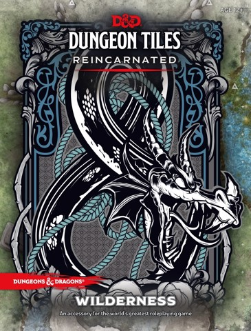 DUNGEONS AND DRAGONS: DUNGEON TILES REINCARNATED - WILDERNESS