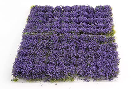 Heather 10mm Tufts