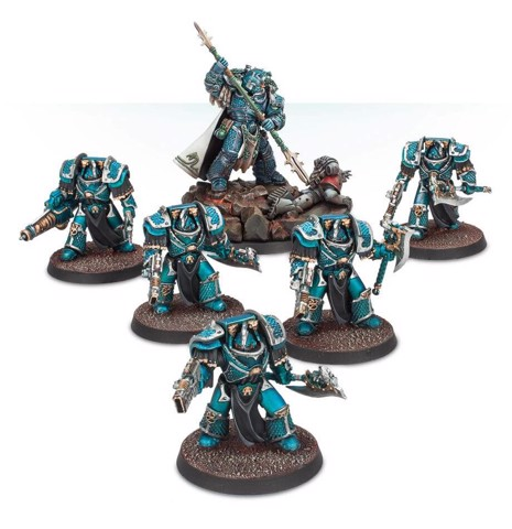 ALPHA LEGION - SCALES OF THE HYDRA (FORGEWORLD)