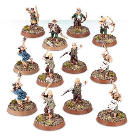 THE SHIRE BATTLE COMPANY