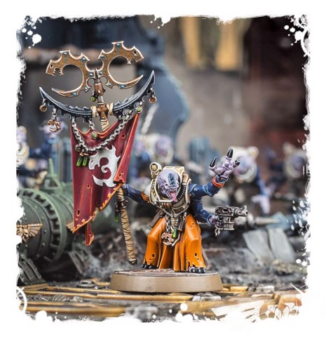 GENESTEALER CULTS ACOLYTE ICONWARD (EXCLUSIVE)