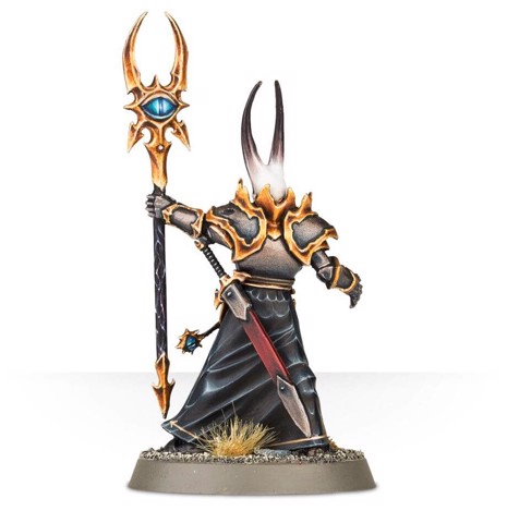 CHAOS SORCERER LORD (EXCLUSIVE)