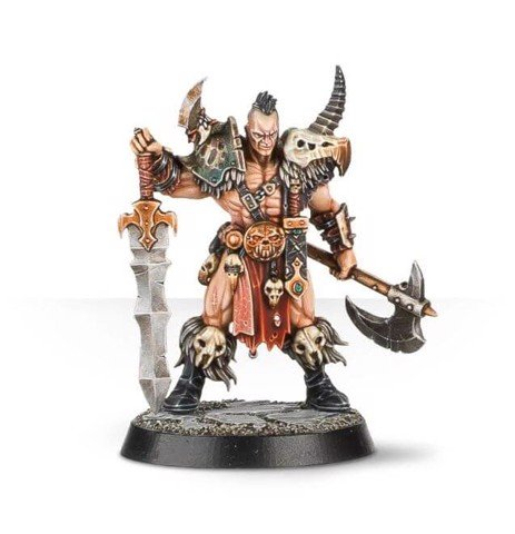SLAVES TO DARKNESS DARKOATH CHIEFTAIN (EXCLUSIVE)