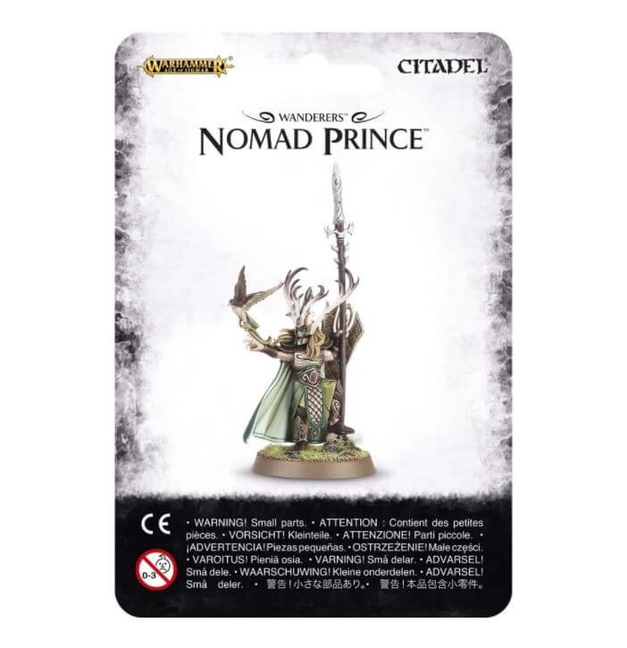 NOMAD PRINCE (EXCLUSIVE)