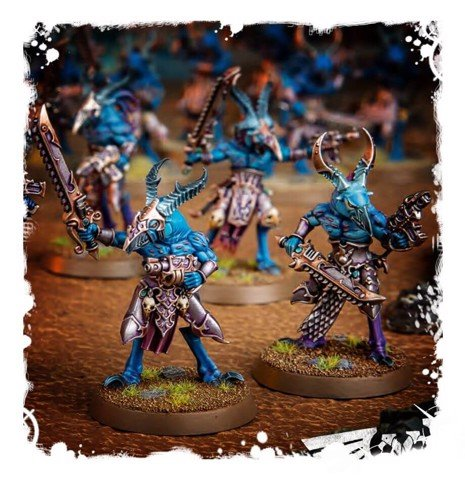 TZAANGOR UPGRADE PACK (EXLUSIVE)