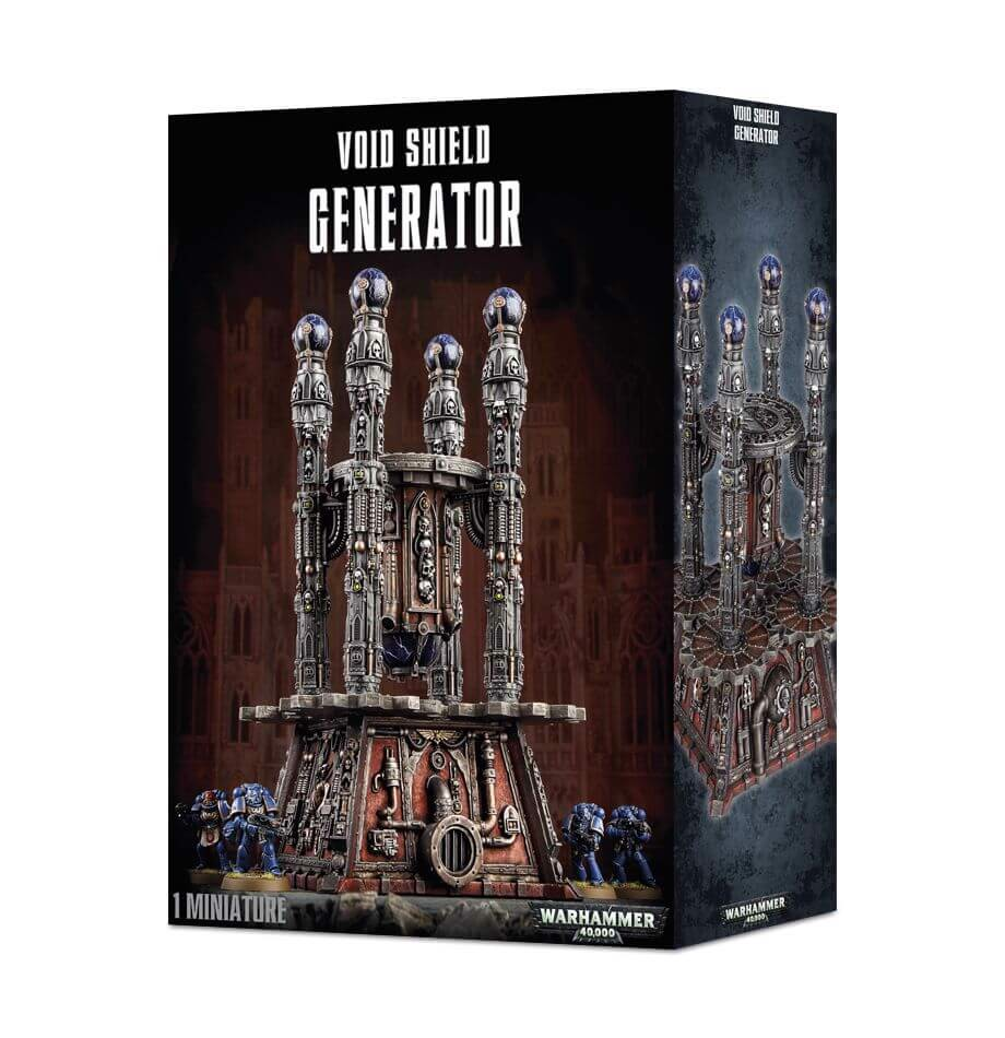 VOID SHIELD GENERATOR (EXCLUSIVE)