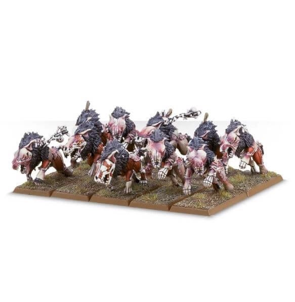 VAMPIRE COUNTS DIRE WOLVES (EXCLUSIVE)