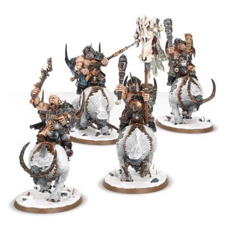 BEASTCLAW RAIDERS MOURNFANG PACK (EXCLUSIVE)