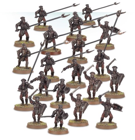 URUK-HAI WARRIORS