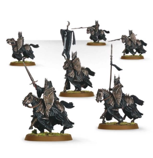 MORGUL KNIGHTS (EXCLUSIVE)