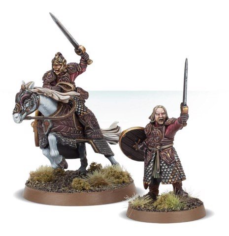 THÉODEN KING OF ROHAN