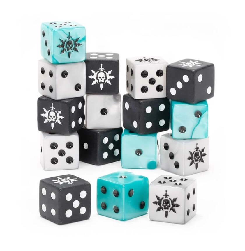 WARCRY: BRINGERS OF DEATH DICE