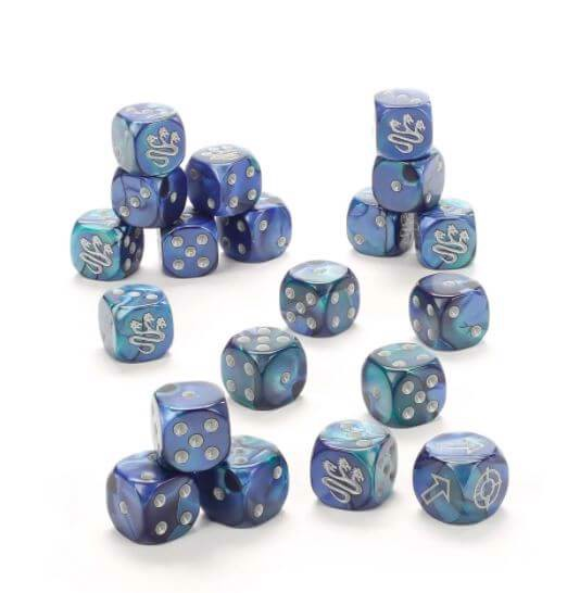 THE HORUS HERESY LEGION DICE: ALPHA LEGION (FORGEWORLD)
