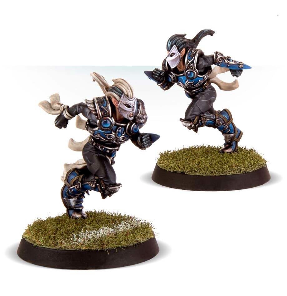 THE SWIFT TWINS (FORGE WORLD)