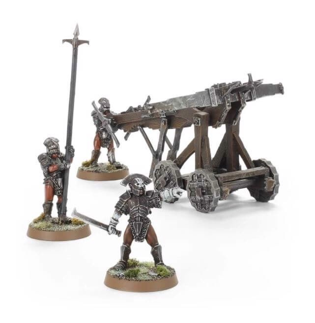URUK-HAI™ SIEGE ASSAULT BALLISTA (EXCLUSIVE)