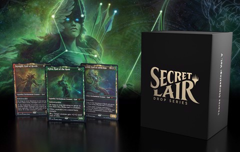 SECRET LAIR - THEROS STARGAZING VOL. V