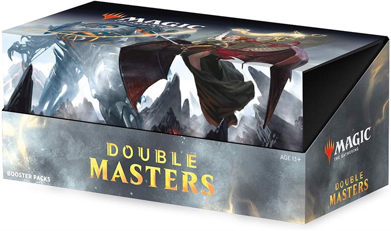 MAGIC THE GATHERING: DOUBLE MASTERS BOOSTER [NON WOTC]