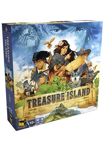 Treasure Island (BOARDGAME)