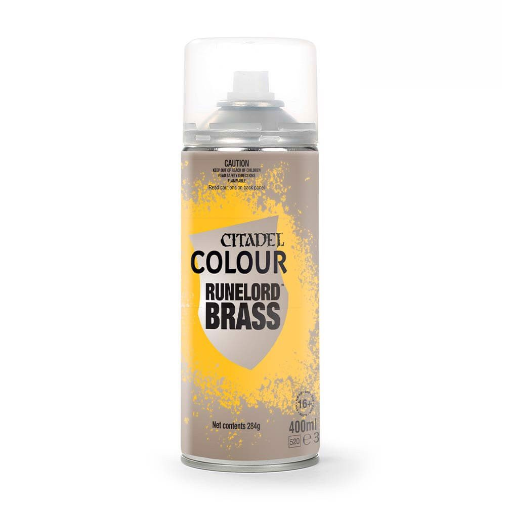 RUNELORD BRASS SPRAY PAINT (GLOBAL)