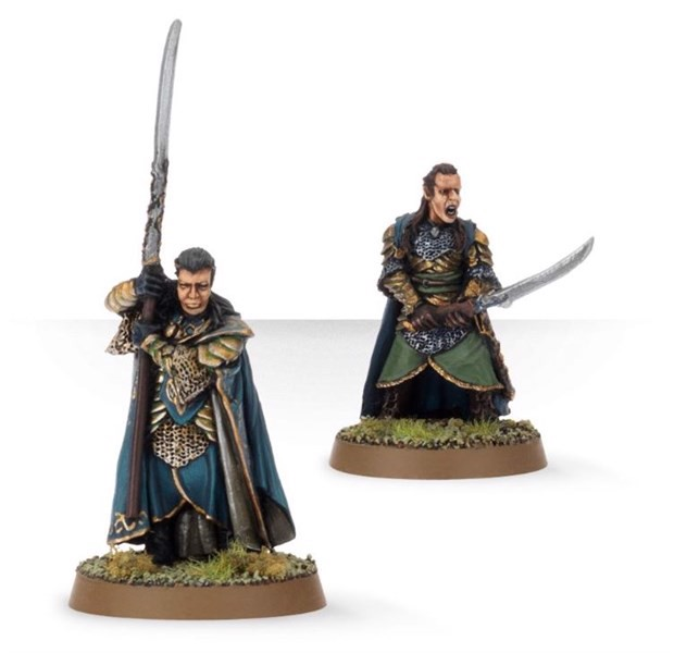 ELROND™ AND GIL-GALAD (EXCLUSIVE)