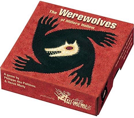 The Werewolves of Millers' Hollow (BOARD GAME)