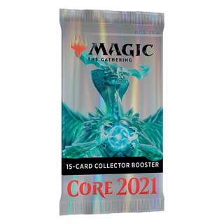 MAGIC THE GATHERING: CORE 2021 COLLECTOR BOOSTER