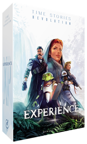 TIME STORIES: REVOLUTION EXPERIENCE (BOARD GAME)