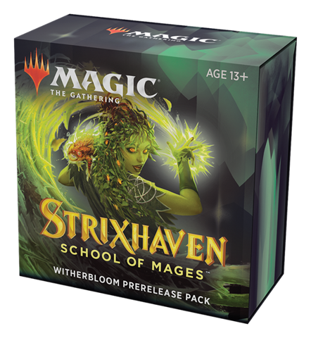 STRIXHAVEN PRERELEASE PACK: WITHERBLOOM