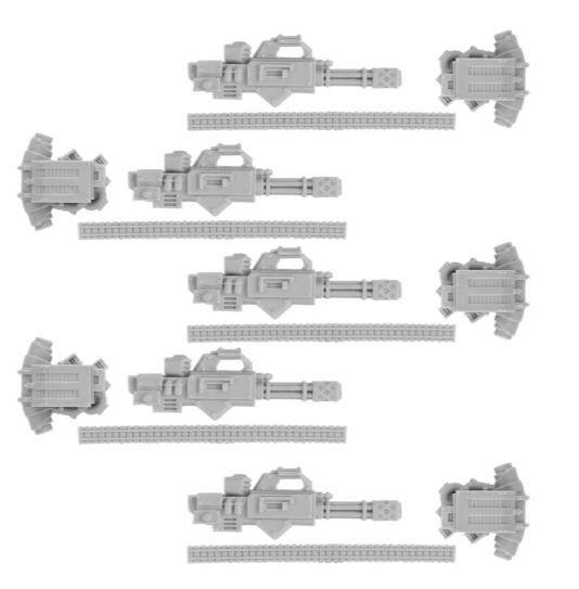 PROTEUS PATTERN ROTOR CANNON SET (FORGEWORLD)