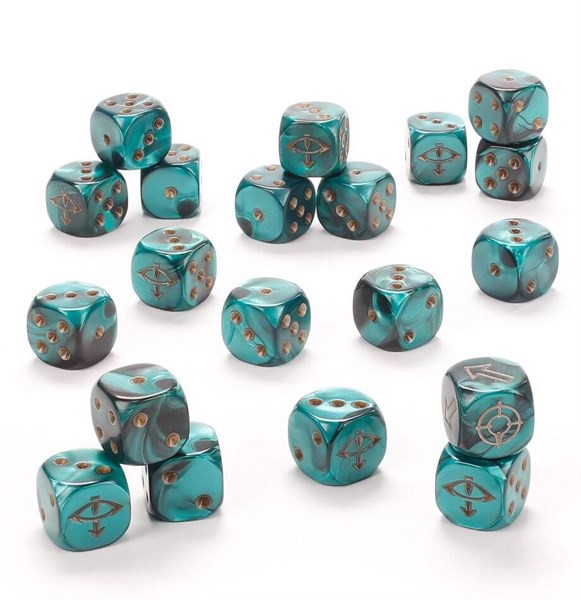 THE HORUS HERESY LEGION DICE: SONS OF HORUS (FORGEWORLD)