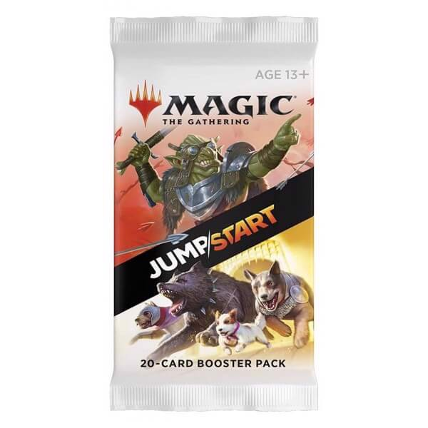 MAGIC THE GATHERING: JUMPSTART BOOSTER