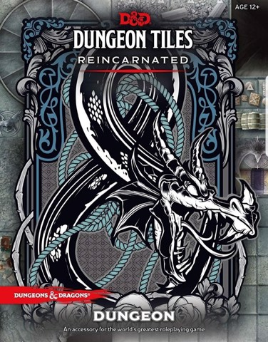 DUNGEONS AND DRAGONS: DUNGEON TILES REINCARNATED - DUNGEON