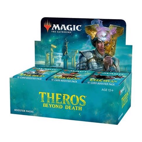 MTG THEROS BEYOND DEATH BOOSTER