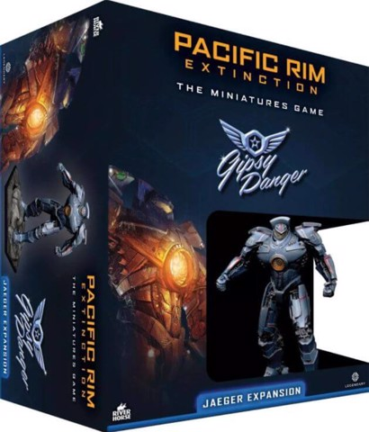 GIPSY DANGER JAEGER EXPANSION