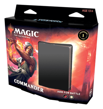 Commander Legends Commander Decks (Arm For Battle)