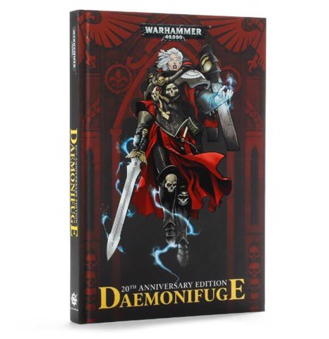 DAEMONIFUGE GRAPHIC NOVEL (HB)