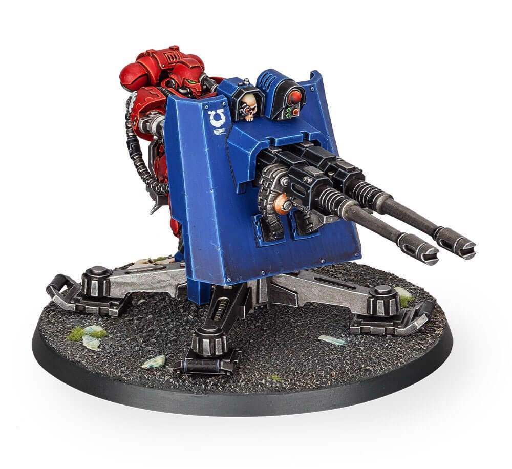 SPACE MARINES FIRESTRIKE SERVO-TURRET