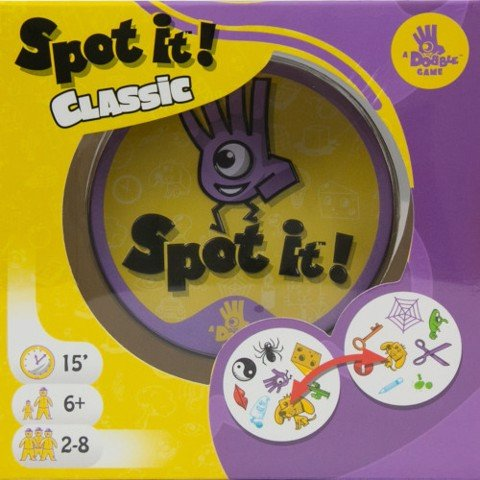 Spot It Classic (BOARD GAME)