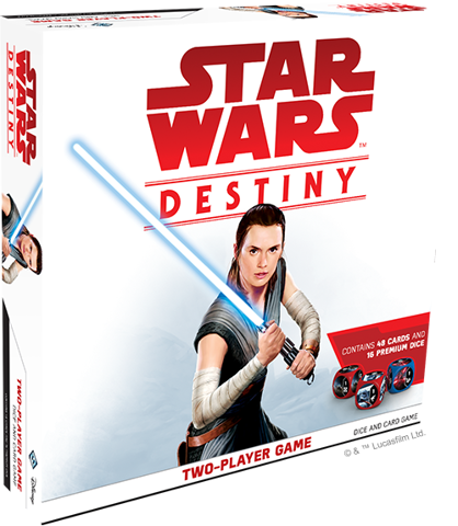 STAR WARSTM: DESTINY TWO PLAYER GAME (BOARD GAME)