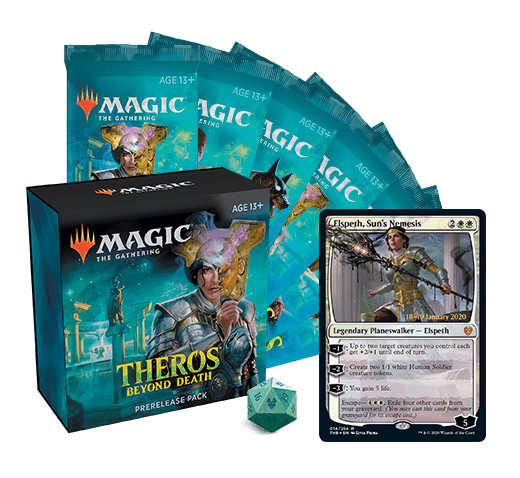 MTG THEROS BEYOND DEATH PRERELEASE PACK