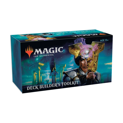 MTG THEROS BEYOND DEATH DECKBUILDERS TOOLKIT