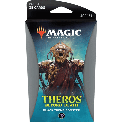 MTG THEROS BEYOND DEATH THEME BOOSTER - BLACK