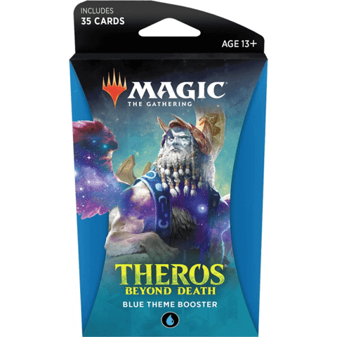 MTG THEROS BEYOND DEATH THEME BOOSTER - BLUE