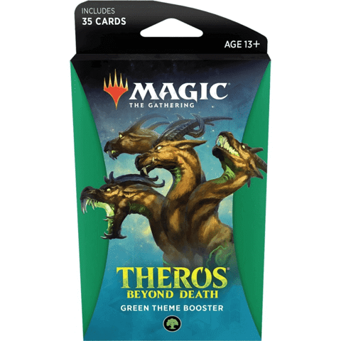 MTG THEROS BEYOND DEATH THEME BOOSTER - GREEN