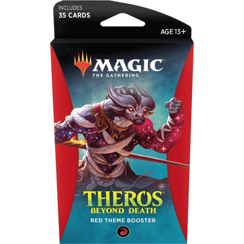 MTG THEROS BEYOND DEATH THEME BOOSTER - RED