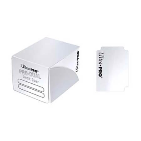 ULTRA PRO: PRO-BINDER - WHITE ON WHITE 84216